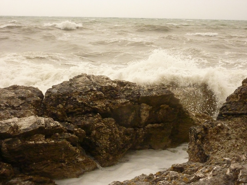 67  Irish Sea (center photo)