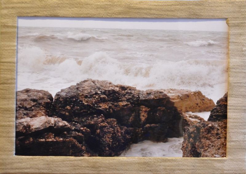 67  Irish Sea (left framed)