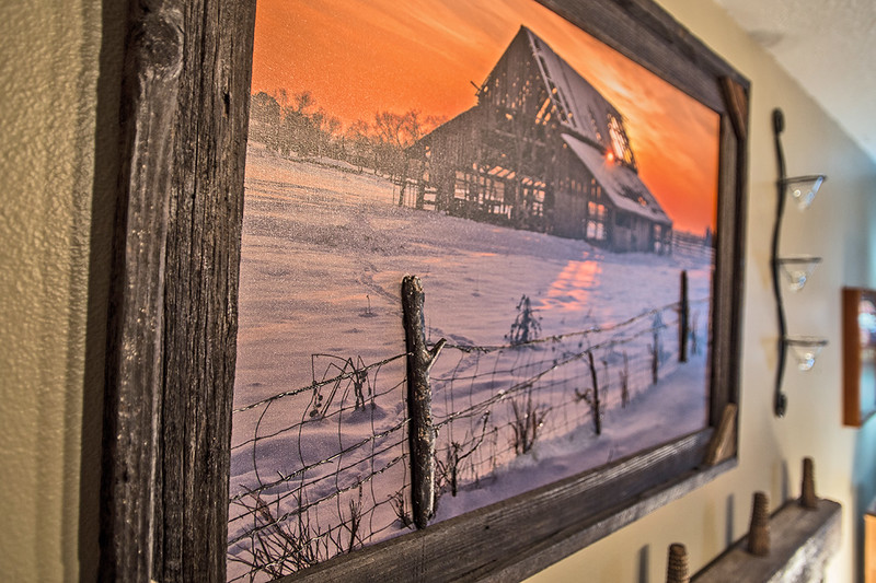 """3D Mapleton Barn 2013, 20x30"""""""