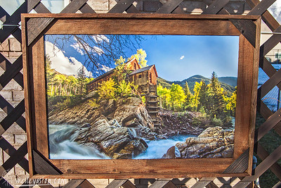 Crystal Mill, 20x30""