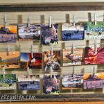Post Card Rack