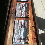 "3 Way Elk Battle, 8x12"" prints"