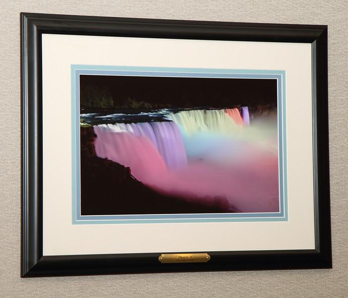 Image #236<br /> The American Falls, Niagara Falls, N. Y.