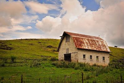Barn in Hayter's Gap