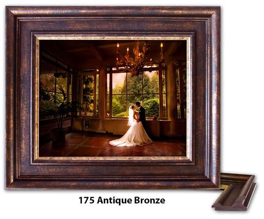 175 Antique Bronze - Amberwood