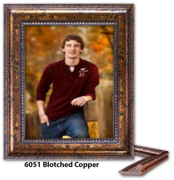 6051 Blotched Copper - Amberwood