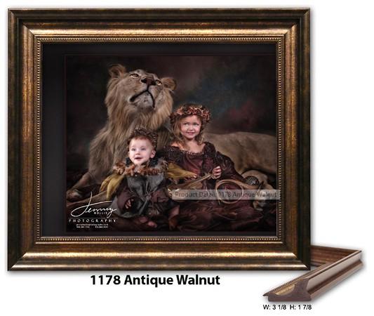 1178 Antique Walnut - Amberwood