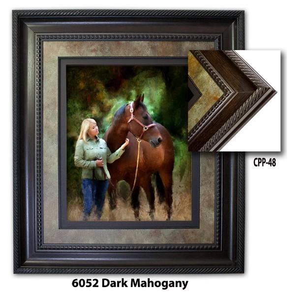 6052 Dark Mahogany