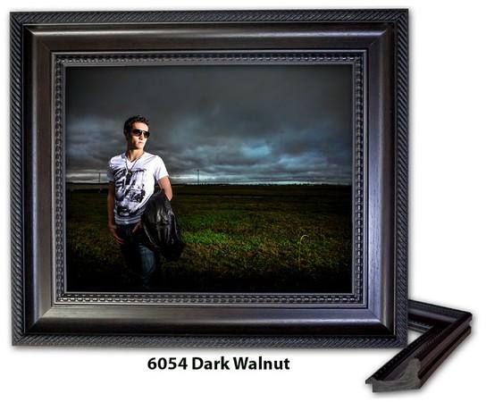 6054 Dark Walnut - Amberwood