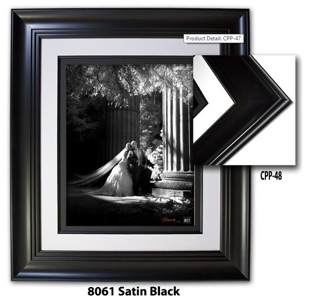 8061 Satin Black
