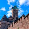 Castelo High Koenigsbourg