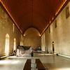 Interior do Palácio dos Papas
