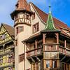 Vista Urbana em Colmar