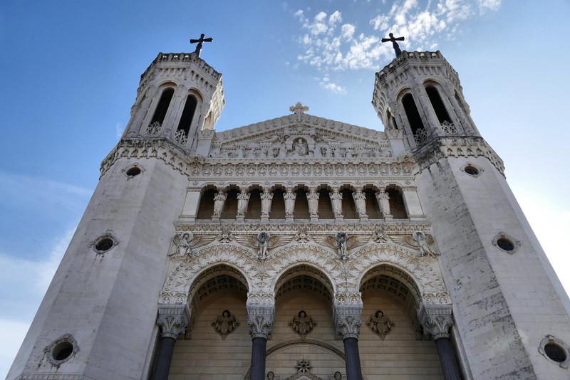 Basílica Notre Dame de Fourvière