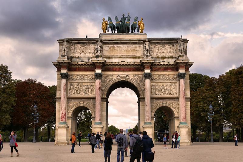 Arco do Triunfo do Carrossel