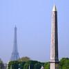 Obelisco na Place de la Concorde