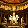 Interior da Igreja de la Madeleine