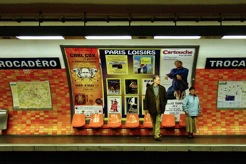 Metrô de Paris