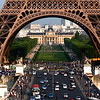 Base da Torre Eiffel