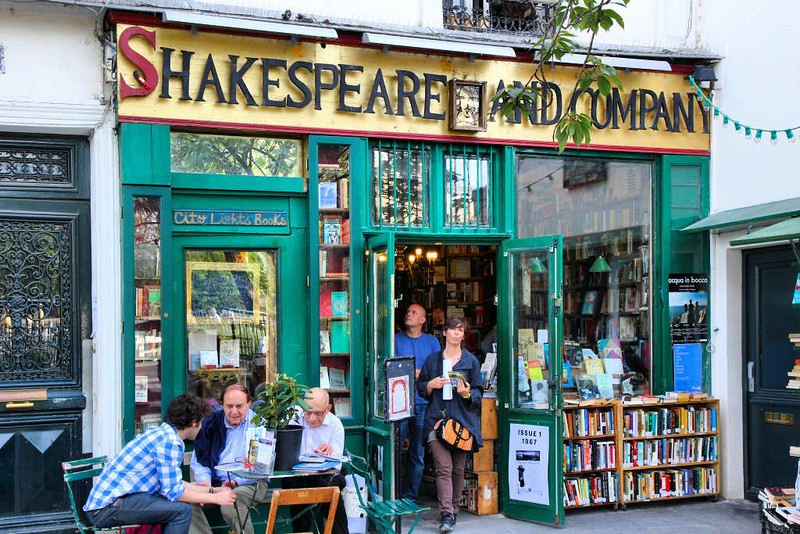 Livraria Shakespeare and Company