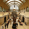Interior do Museu d'Orsay