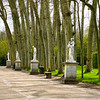 Jardim do Palácio de Versalhes