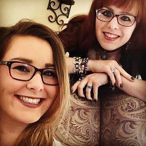 Sisters!  September 30, 2017 in Wapakoneta, OH