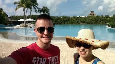 Mexican Honeymoon at Vidante Resort in Maya Riveria  7/8-15/2017