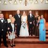 John Robert, Gramma, Grandma, John, Allison, Mike, Fran and Elizabeth