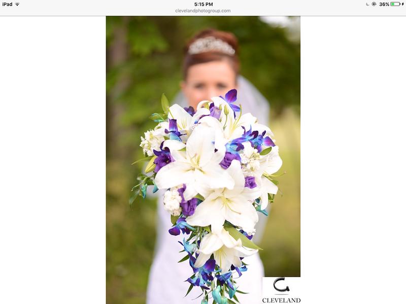 Beautiful Bridal Bouquet