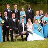 The Bridal Party:  Jaami Hunter, Ryan Yankovich, Alex Ferrier, Matthew Duniec, Jessica Dunn, Mike Revis, Lexi Menasion, John Robert, Samantha Pavone, Jules Pangborn-Harley, Josh Molyneux, Mike, Allison and Elizabeth