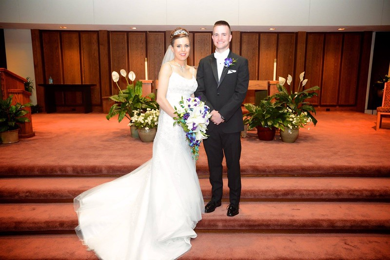 Mr and Mrs Mike Duniec