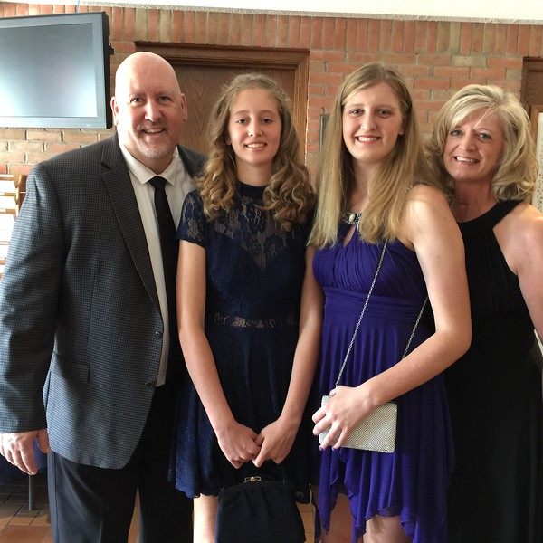 Walt, Emily, Sarah and Leslie 7-7-17
