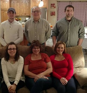 Thanksgiving  2016 in Wapakoneta, OH