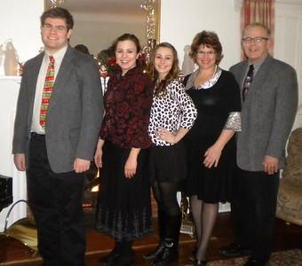 Christmas Eve 2013 - Grosse Pointe, MI