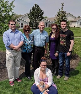 Mother's Day in Wapakoneta, May 13, 2018