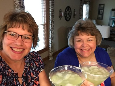 Fran and Margie - July 20, 2018