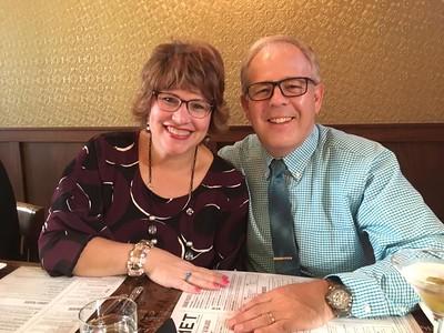 "John's Birthday Dinner at ""The Met"" in Lima, OH - 9/28/17"