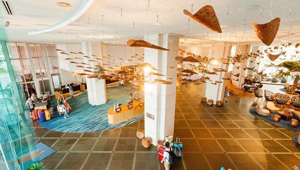 Lobby of Prince Waikiki