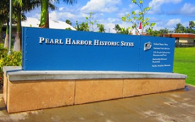 We visited Pearl Harbor on Sunday, November 11, 2018