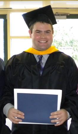 Master of Science in Accountancy from John Carroll University - May 21, 2017