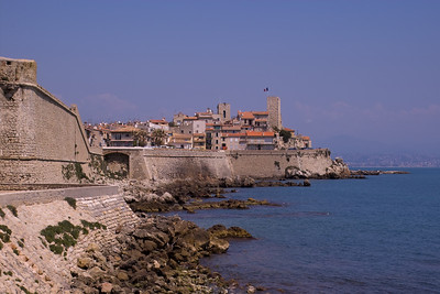 Around Antibes