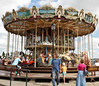 A Merry-Go-Round for the kids