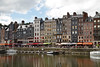 In the afternoon, we take an optional tour of the fishing village of Honfleur.