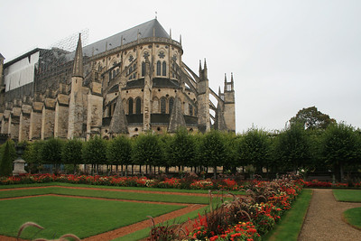 Cathedral St Etienne-Bourges