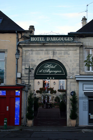 Hotel D'Argouges-Bayuex