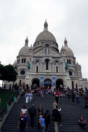 Sacre Coeur-Montmartre
