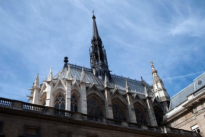 Sainte Chapelle-Paris
