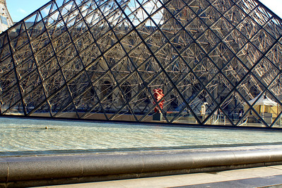 Louvre, Paris 2011