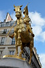 Jeanne d'Arc, near end of Louvre